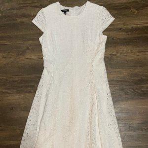 White Alfani Dress - LIKE NEW!